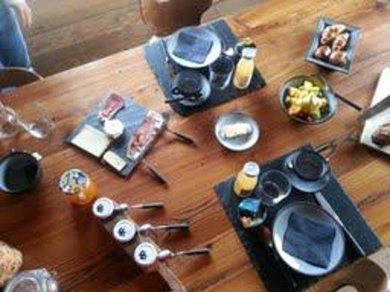 Montagne Alternative : Petit-déjeuner