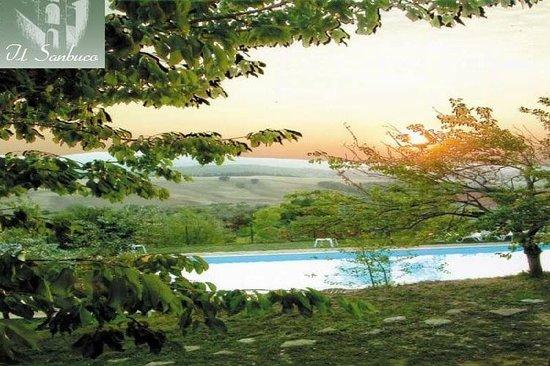 Il Sambuco: swimming pool