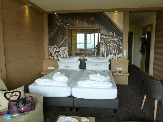 Panoramahotel Oberjoch: Zimmer