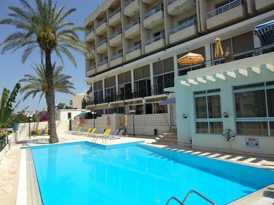 Agapinor Hotel: Outdoor Swimming Pool