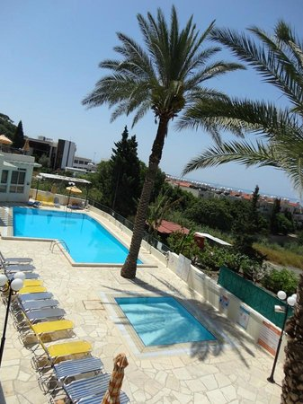 Agapinor Hotel: Outdoor Pool