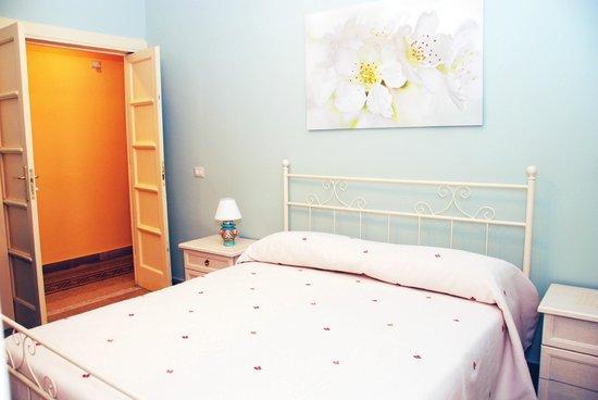 Sichelgaita Bed and Breakfast: Camera Primavera: matrimoniale/ double room