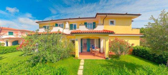Residence Il Giardini Del Conero Ferienwohnungen: Ingresso - Entrance