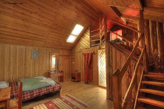 Neora Valley Jungle Camp: Attic Cottage