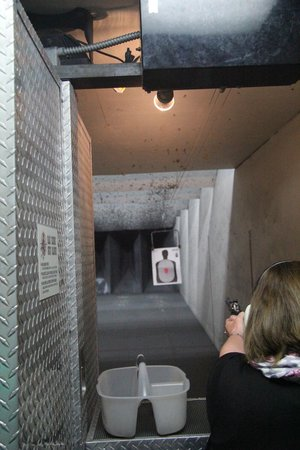 Oak Ridge Gun Range: Close Up and Personal!