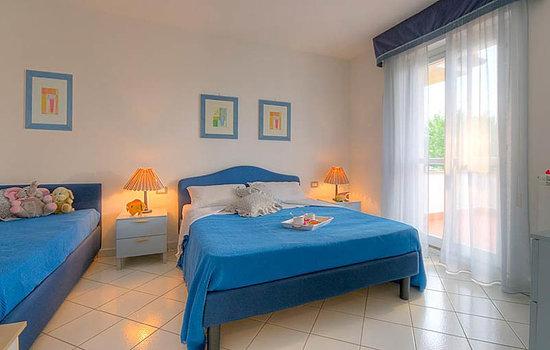 Residence Il Giardini Del Conero Ferienwohnungen: Camera Matrimoniale - Doubleroom