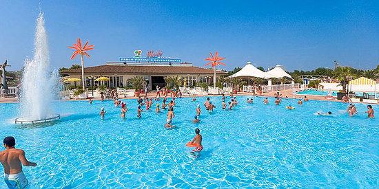 Residence Il Giardini Del Conero Ferienwohnungen: Acquaparco - Water Park