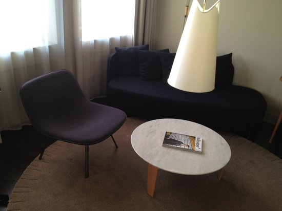 Nobis Hotel: Room 555