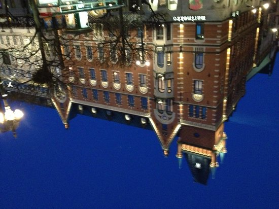 Nobis Hotel : The hotel