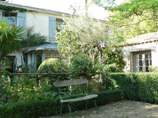 Le Jardin de Retz : la maison