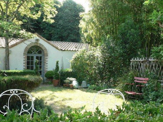 Le Jardin de Retz : l'orangerie