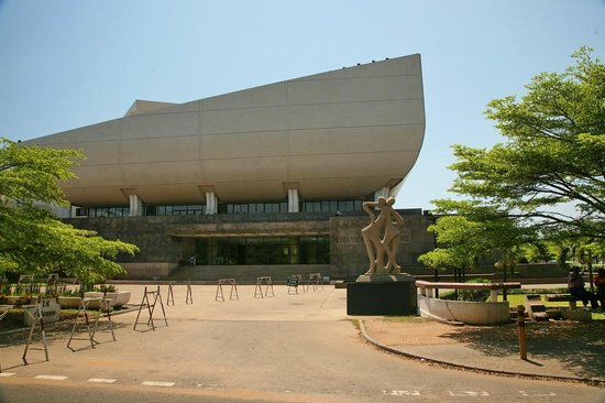 The National Theatre of Ghana