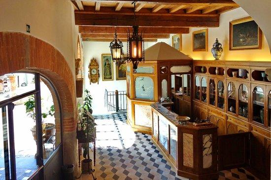 Hotel Mulino di Firenze: RECEPTION