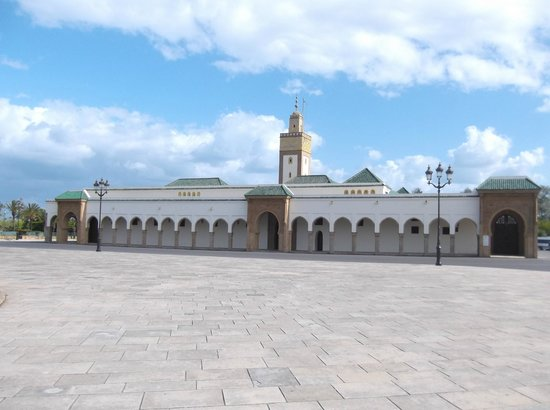 Royal Palace of Rabat: The King's personal mosque
