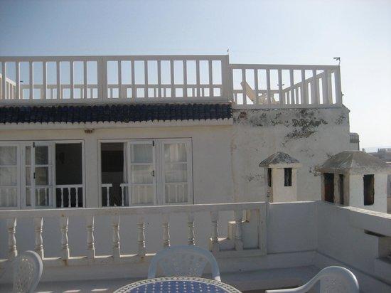Riad de la mer : Das Zimmer von außen