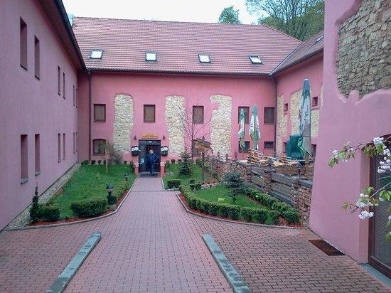 Hotel Stary Pivovar: Hotel