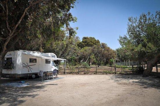 Camping Residence Capo Passero: piazzola