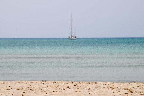 Camping Residence Capo Passero: il mare di Portopalo