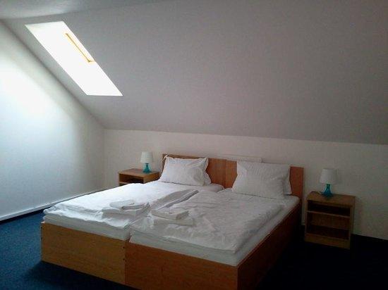 Hotel Stary Pivovar: Stanza,numero 202