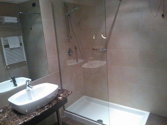 Sheraton Milan Malpensa Airport Hotel & Conference Centre: Bath room #347