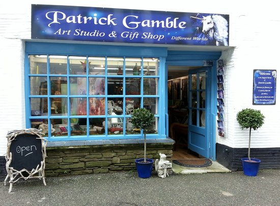 ‪Patrick Gamble Art Studio & Gift Shop‬