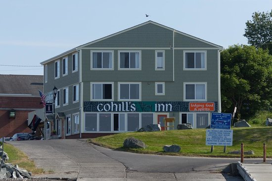 Cohill's Inn from the dock