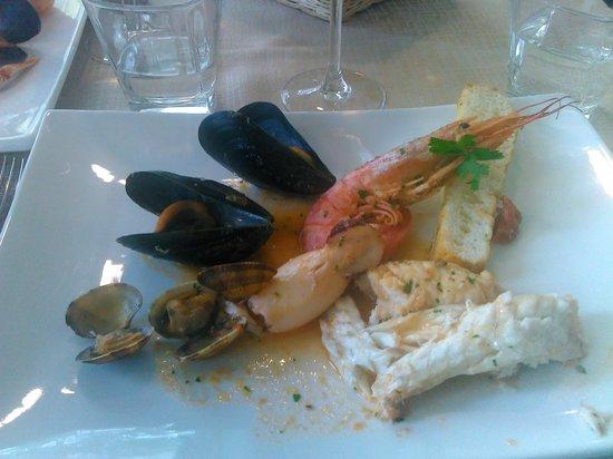 Malvasia: Zuppa di pesce