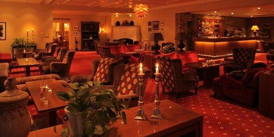 Hotel Union Geiranger: Lounge