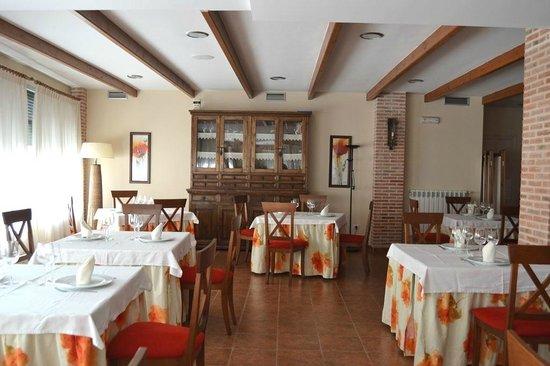 El Palacio de Monfarracinos: restaurante