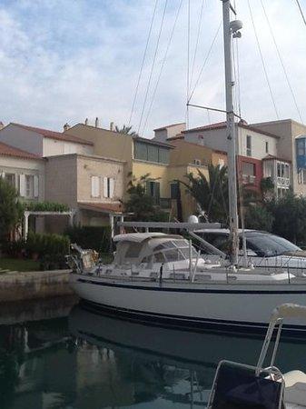 Port Hotel Alacati : Add a caption