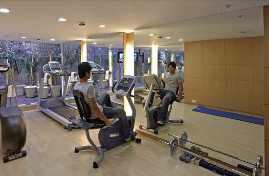 Country Inn & Suites By Carlson, Sector 29: Fitness Room