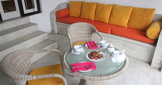 Coco Tangalla Room Verandah