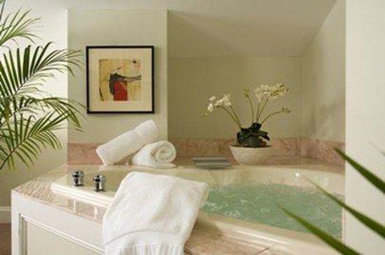Hydrangea House Inn : Wintergarden