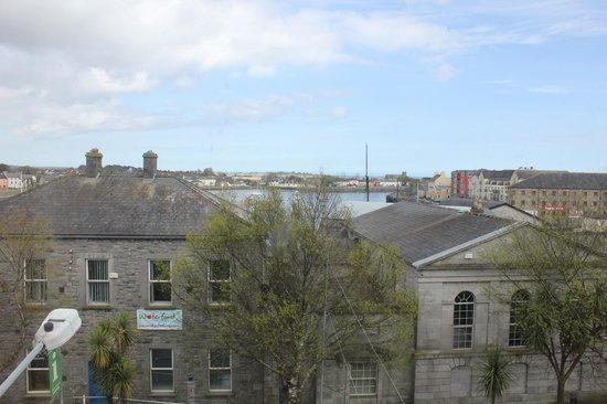 Lawlor's Hotel Dungarvan: Harbour view Lawlers Dungarvan