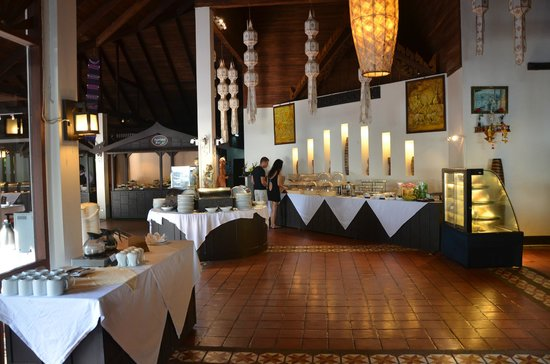 Holiday Inn Resort Phi Phi Island: Breakfast buffet
