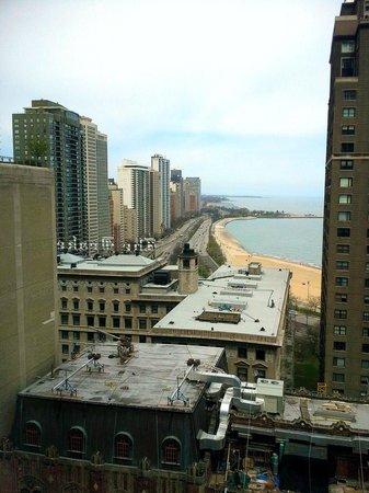 芝加哥威斯汀密歇根達大道酒店照片