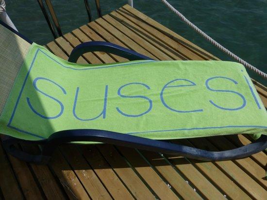 Susesi Luxury Resort: Pier