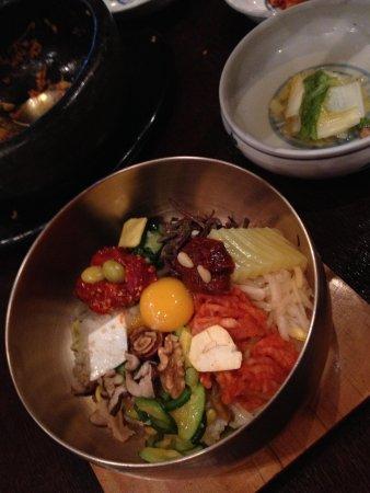 Gogung Insadong: Jeju style bibimbap