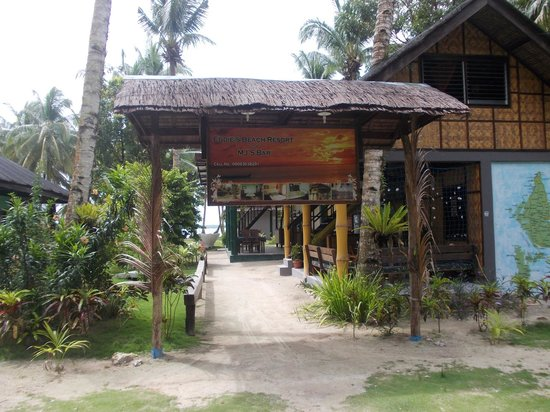 Eddie's Beach Resort Siargao