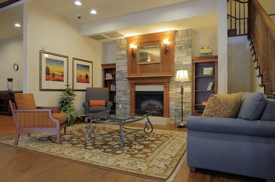 Country Inn & Suites By Carlson, Columbia at Harbison: Lobby