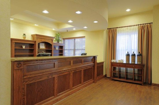 Country Inn & Suites By Carlson, Columbia at Harbison: Reception Desk