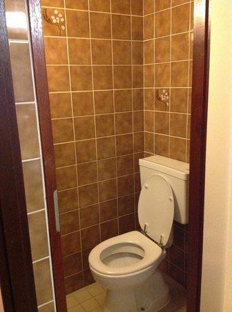 Amrath Hotel Belvoir : Toilet