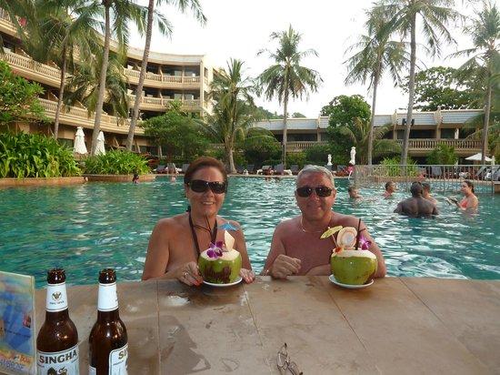 Beyond Resort Kata Swim Up Pool Bar
