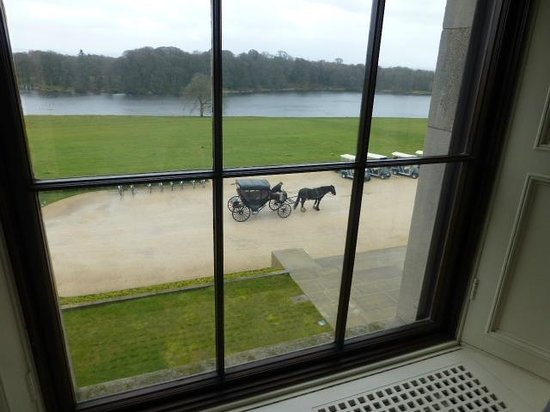 Ballyfin Demesne : Yours for the asking.