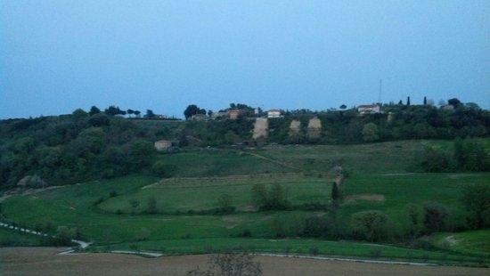 Hotel Sangallo: vista