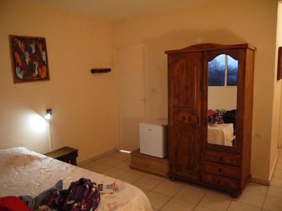 Le M Hotel Marie Galante: Chambre numéro 1