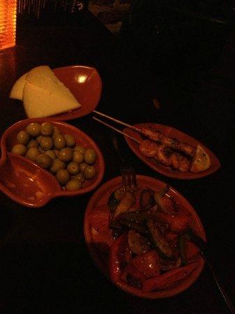 La Bodega: ons eten