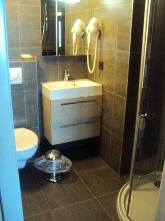 Hotel Les Mouettes: Les Mouettes - Bathroom