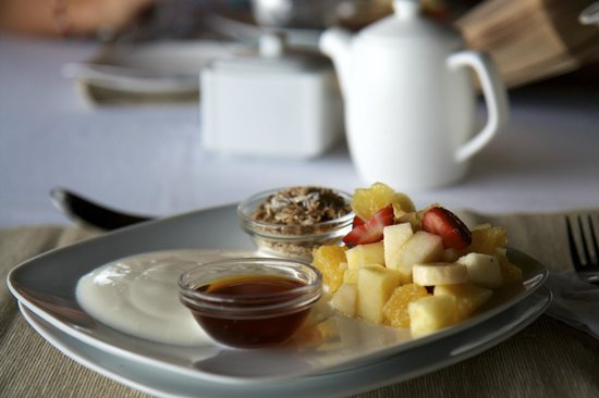 Amigo Lodge: Breakfast!