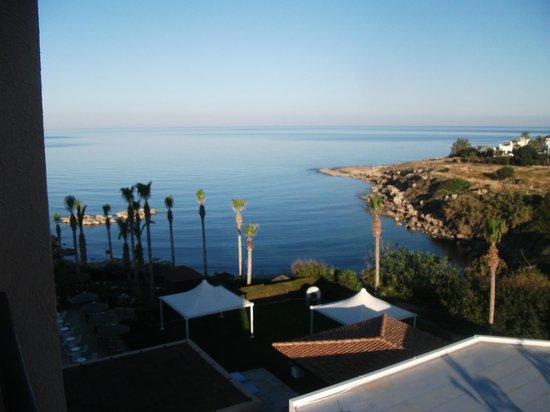 Atlantica Golden Beach Hotel: View from room